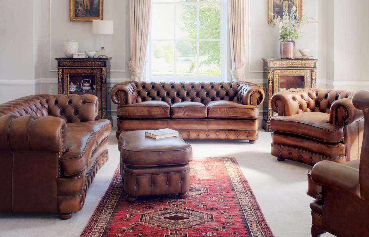 soggiorno-stile-country-divani