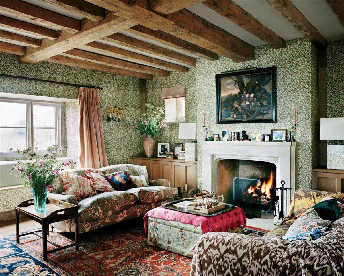 soggiorno-stile-country-tessili