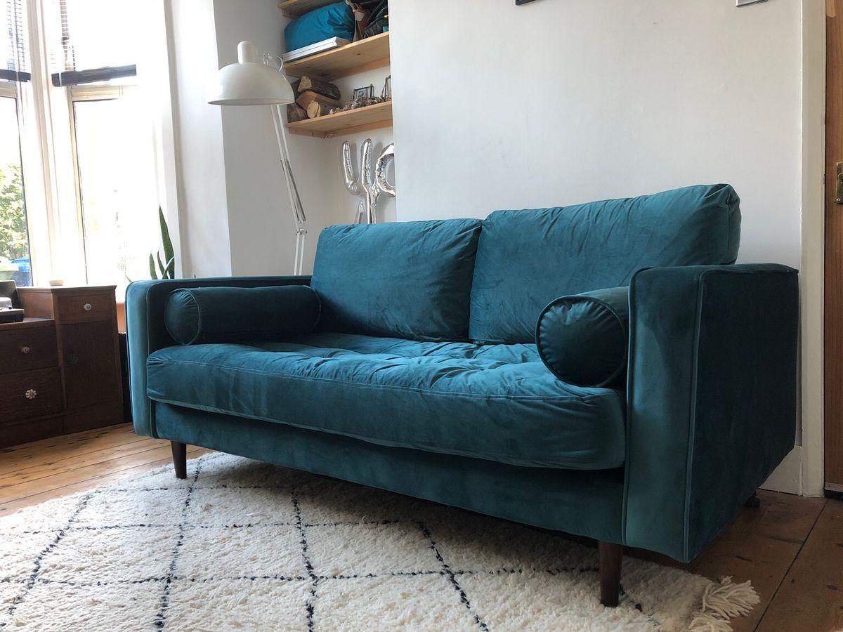 soggiorno-verde-divano