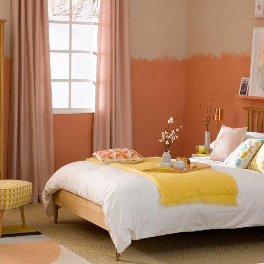 color-creama-camera-abbinamento-arancione