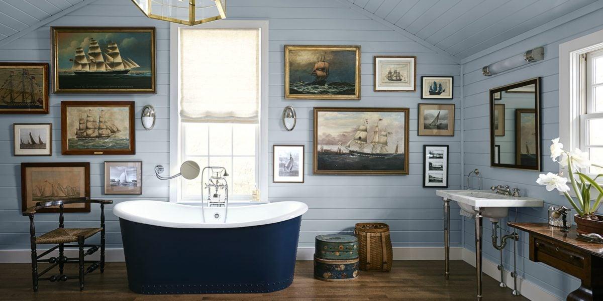 colore-blu-reale-bagno-vintage