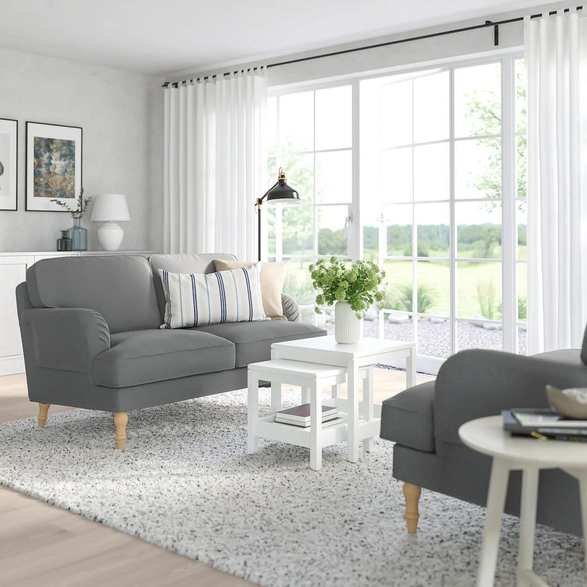 cucina-ikea-primavera-soggiorno-stocksund-divano