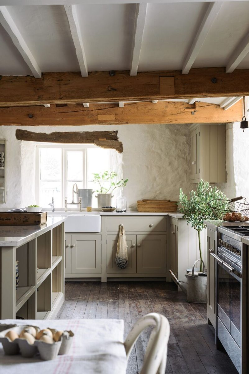 cucina-minimal-rustica
