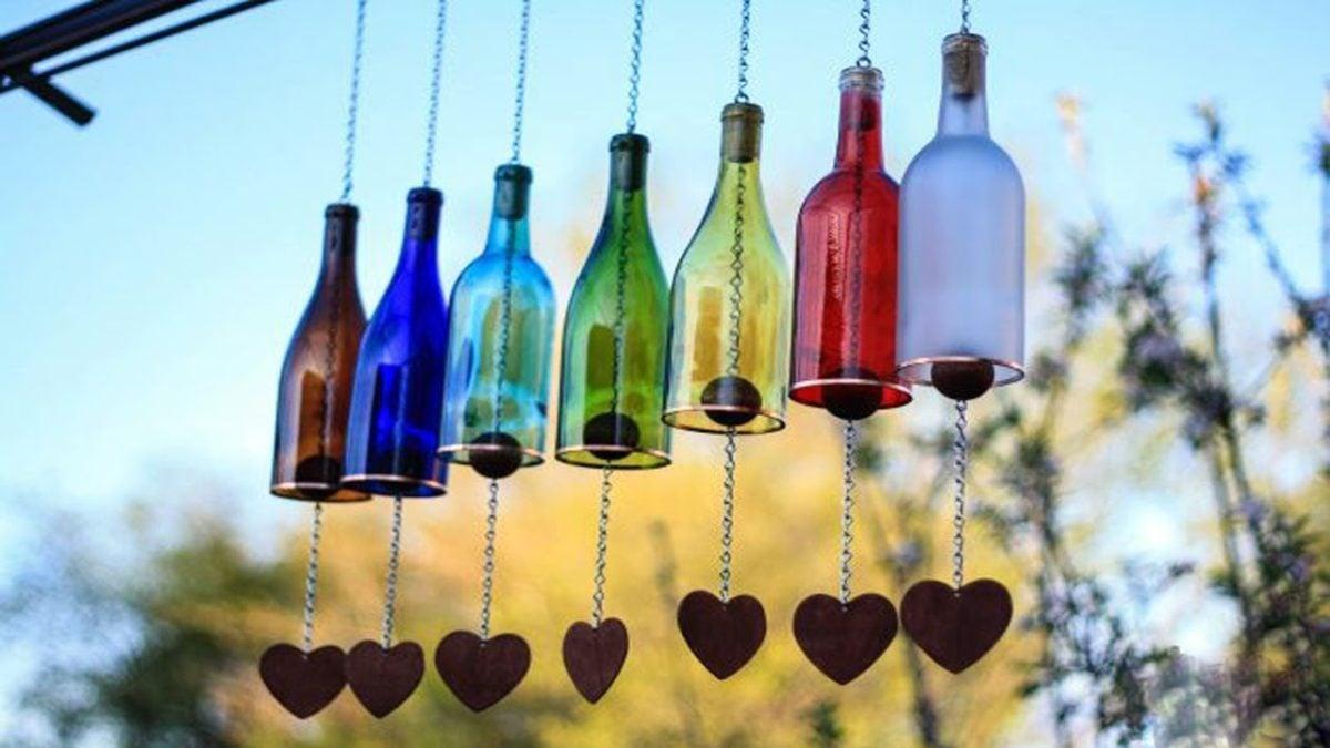 riciclare-bottiglie-vetro-campane