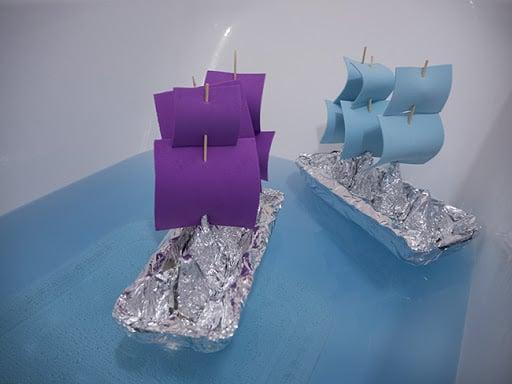 riciclare-cartoni-uova-idee-barchette