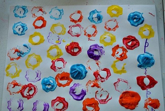 riciclare-cartoni-uova-idee-dipingere