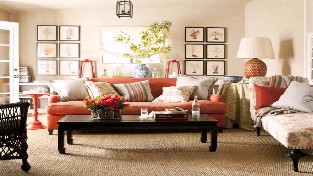 soggiorno-arancione-divano-idee