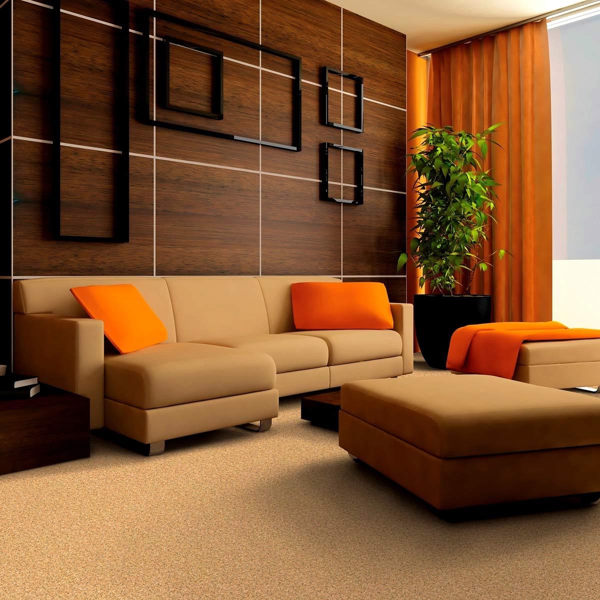 soggiorno-arancione-moderno