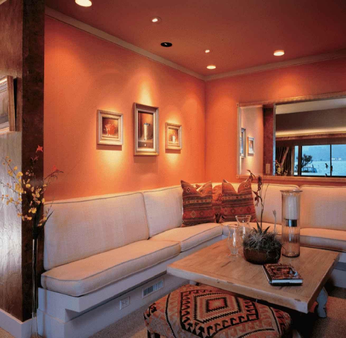 soggiorno-arancione-piccolo-etcnico