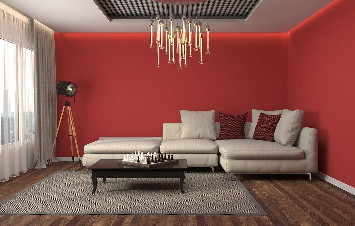 soggiorno-color-rosso-contemporaneo
