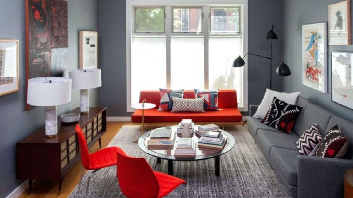 soggiorno-color-rosso-grigio