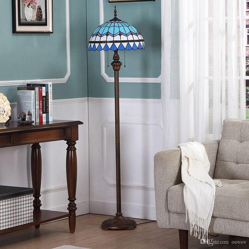 soggiorno-color-tiffany-lampada