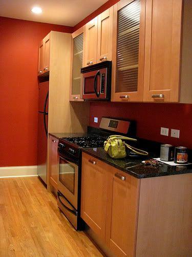 cucina-color-sangria-parete