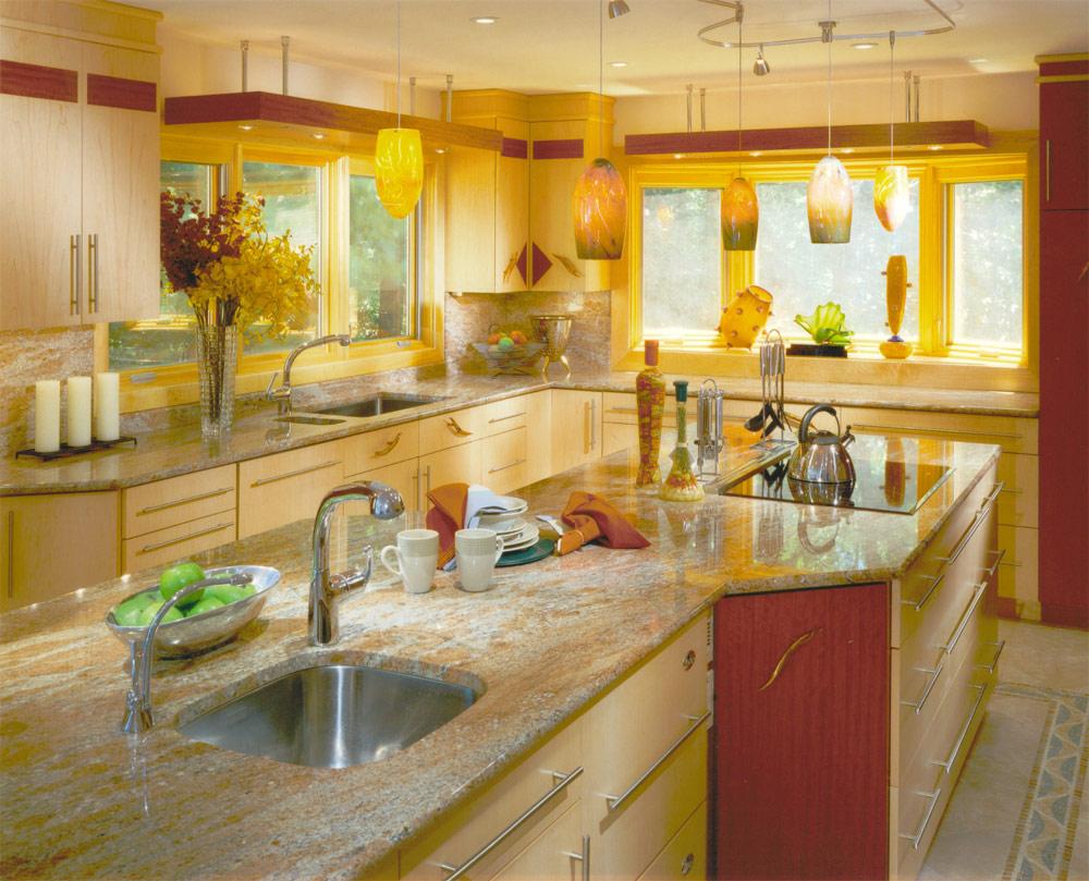cucina-giallo-miele-isol