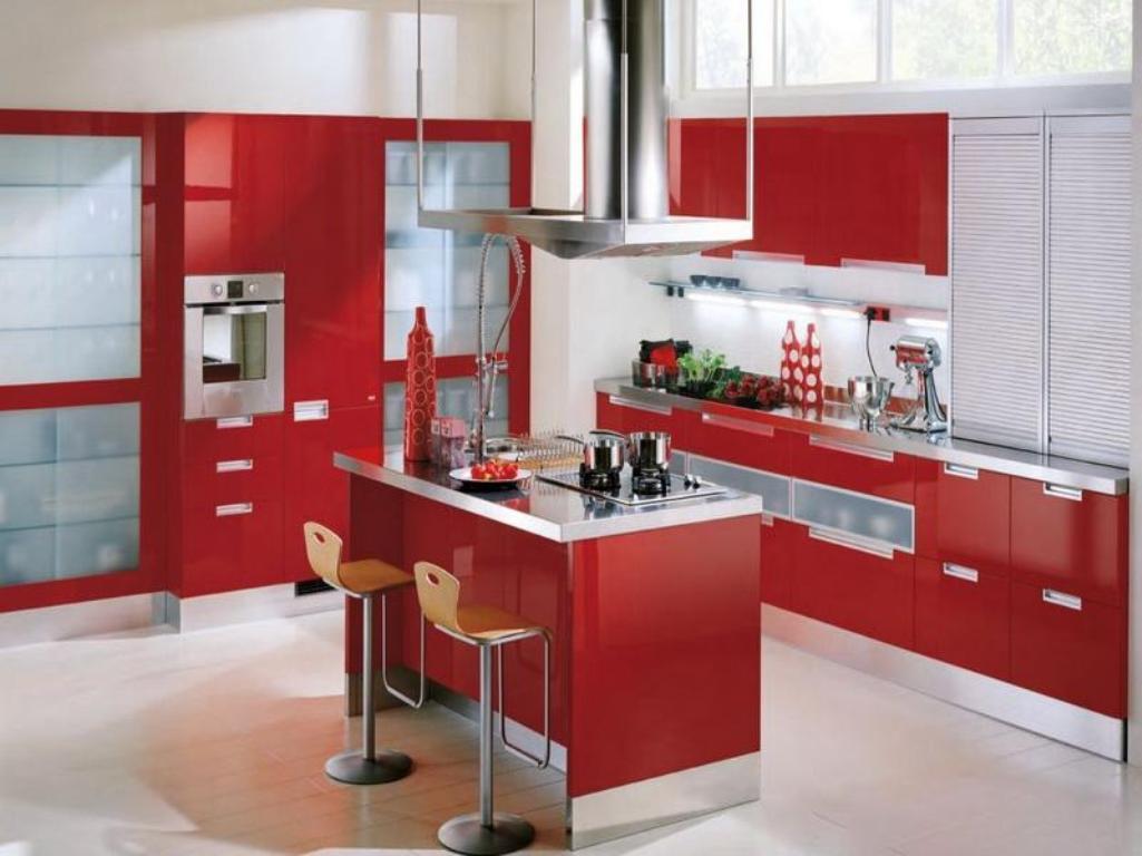 Cucina in rosso: 50 proposte intriganti