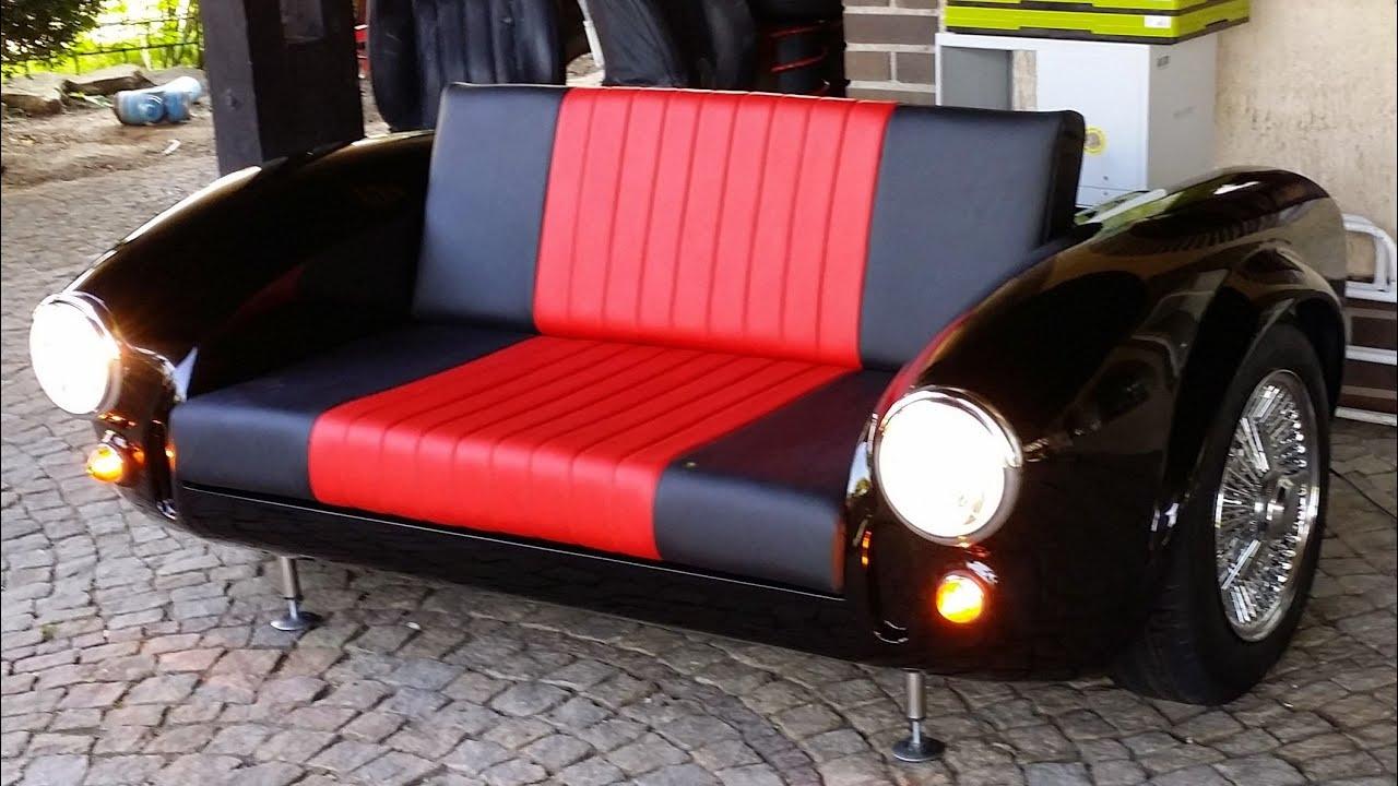 divano-sedile-auto-nera