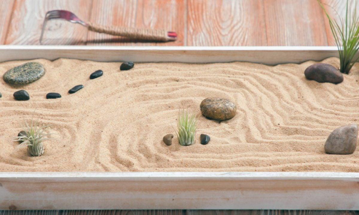 Fai Da Te Giardino Zen come fare un giardino zen in miniatura