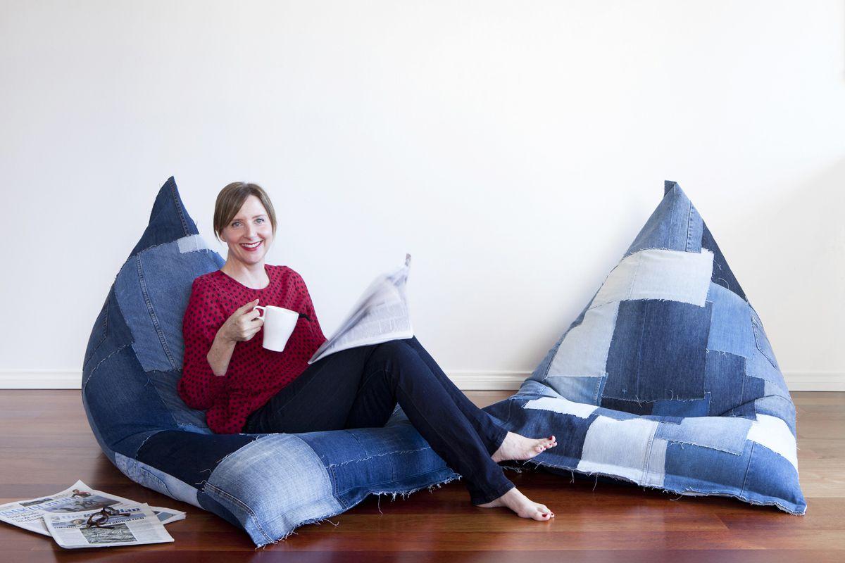 recuperare-jeans-cuscini-soggiorno