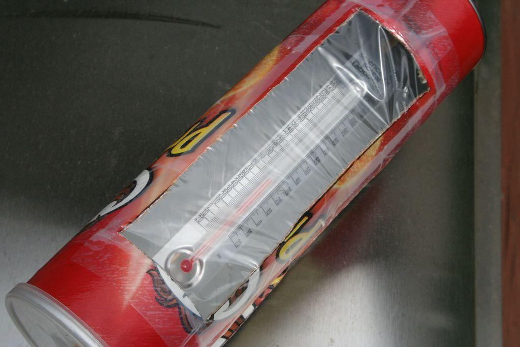 riciclare-tubi-pringles-termometro