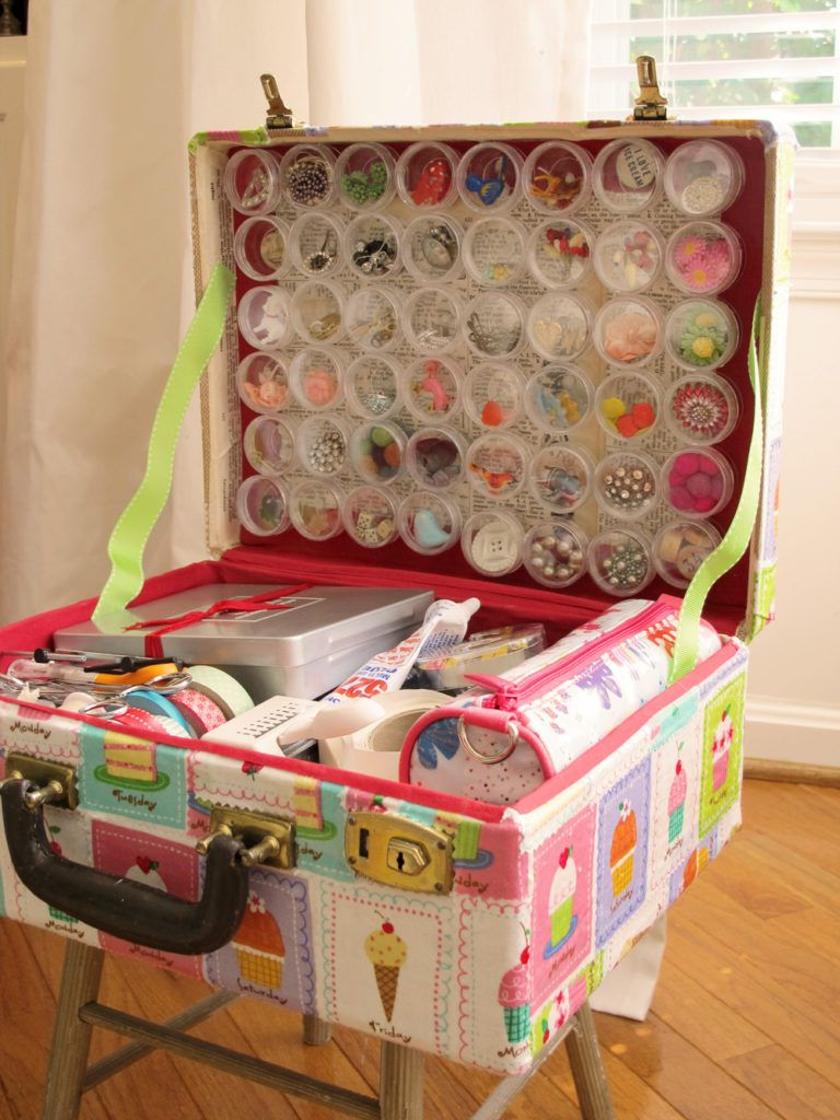 riciclare-valigia-cucito