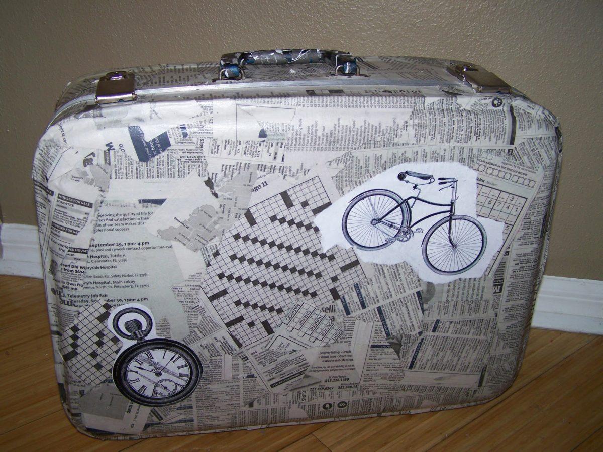 riciclare-valigia-decoupage
