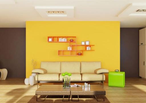 soggiorno-giallo-senape-minimal