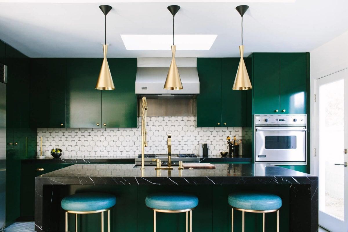 decorare-una-cucina-in-verde-0
