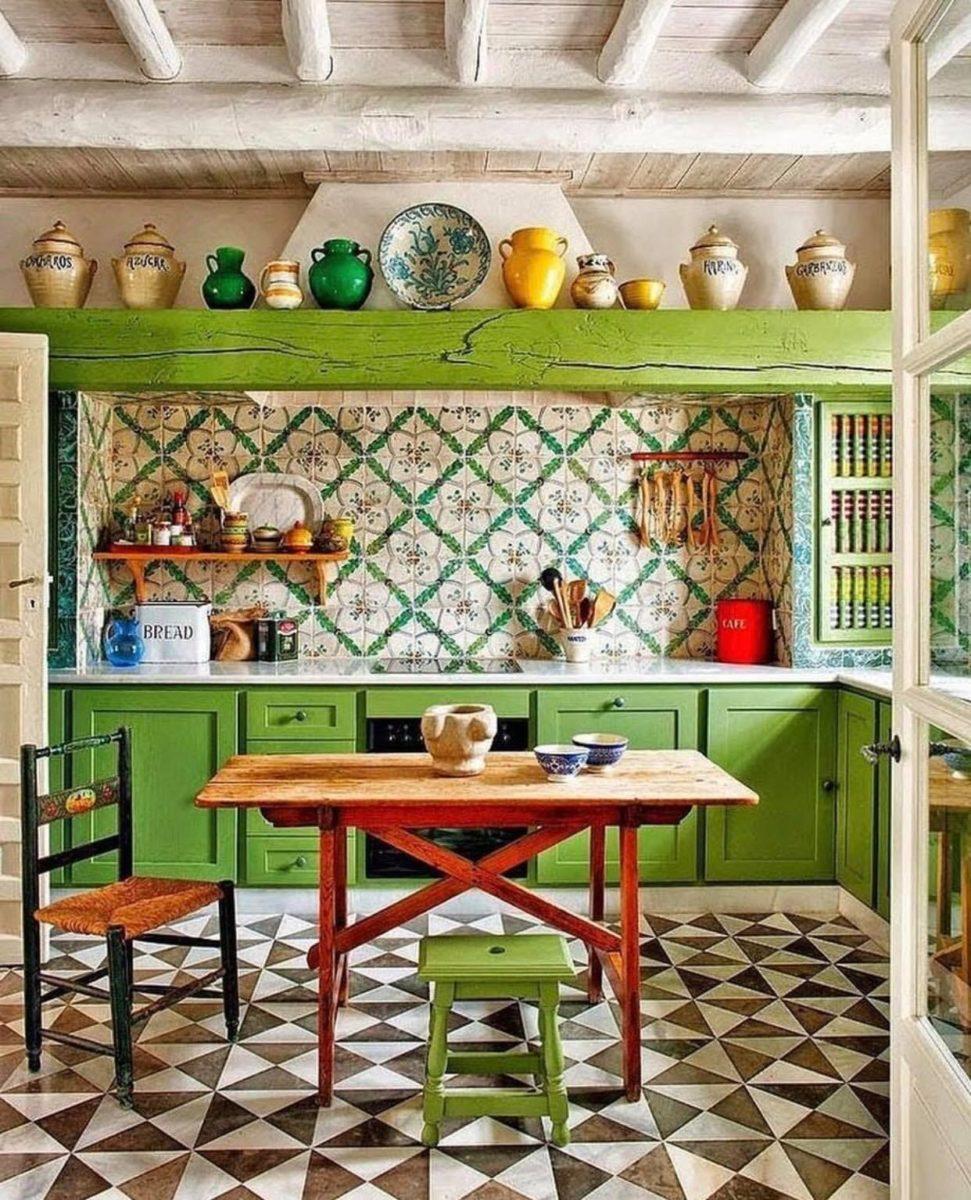 decorare-una-cucina-in-verde-11