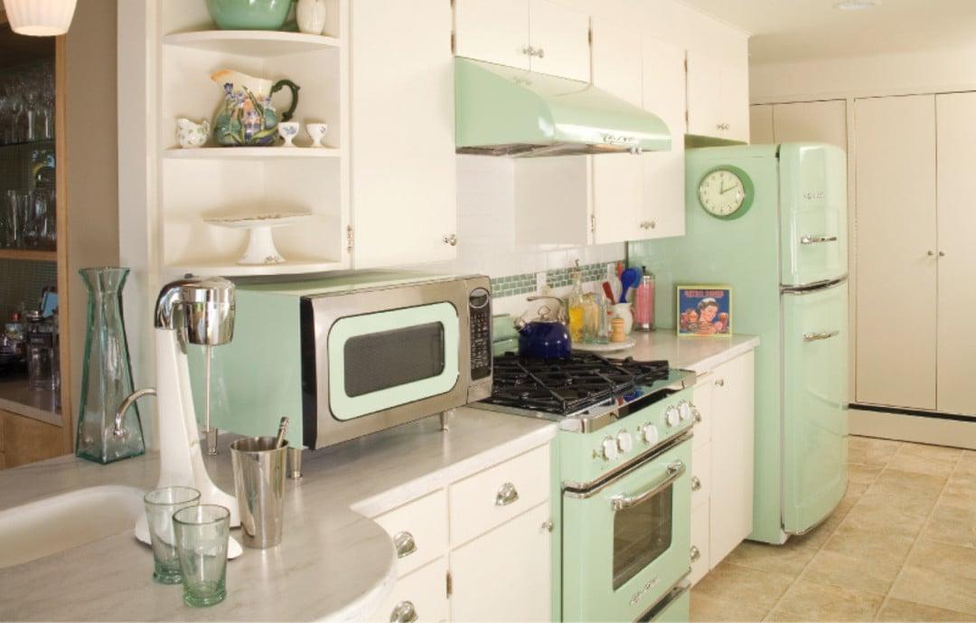 decorare-una-cucina-in-verde-4