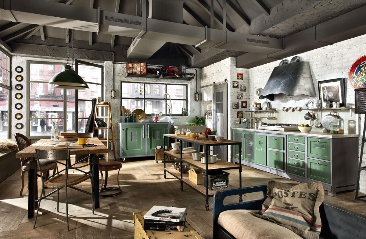 decorare-una-cucina-in-verde-9