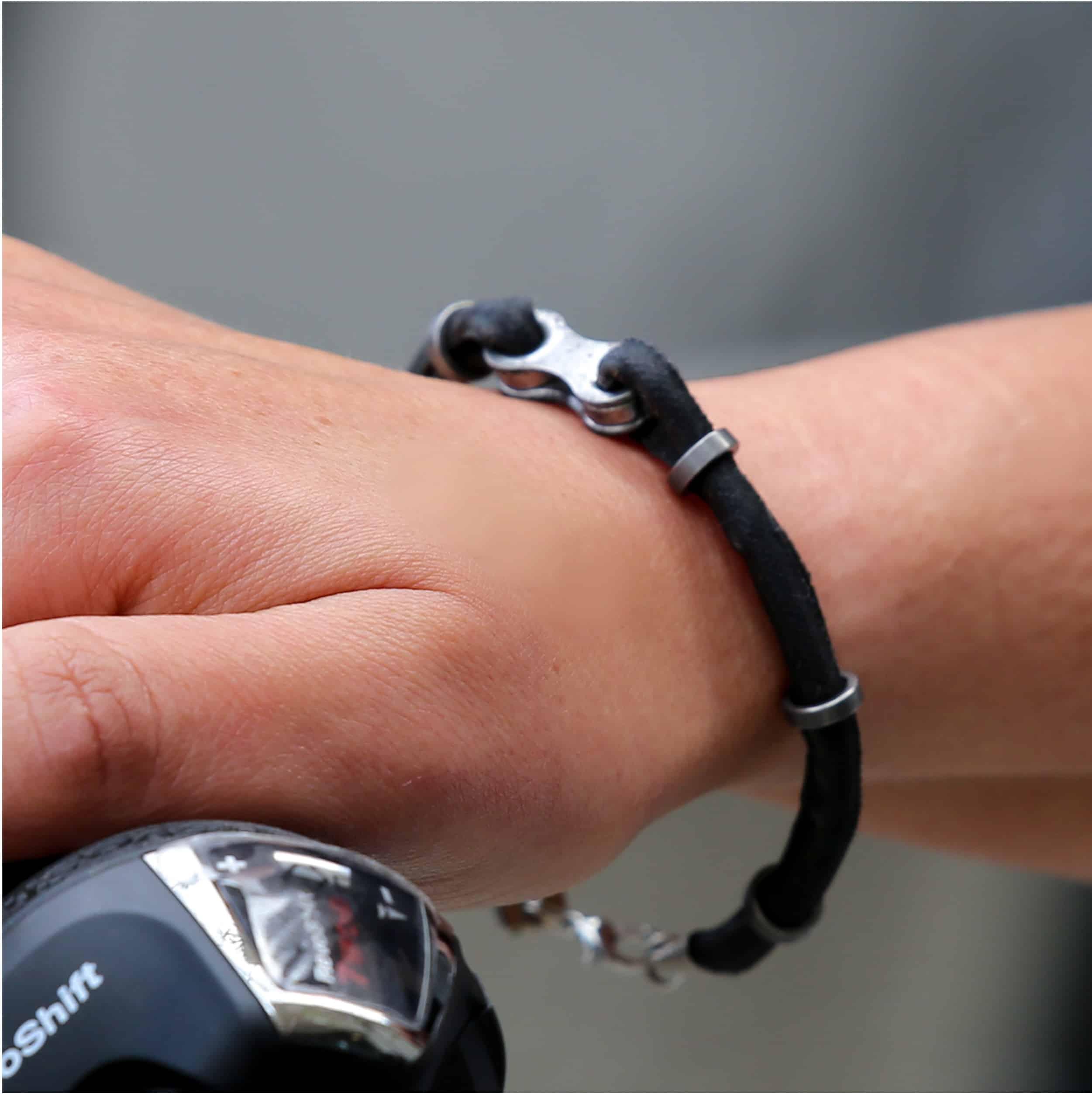 riciclare-bici-braccialetto