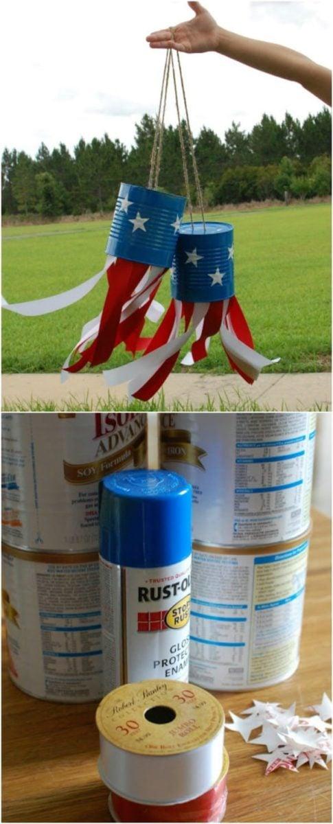 riciclare-lattine-festoni