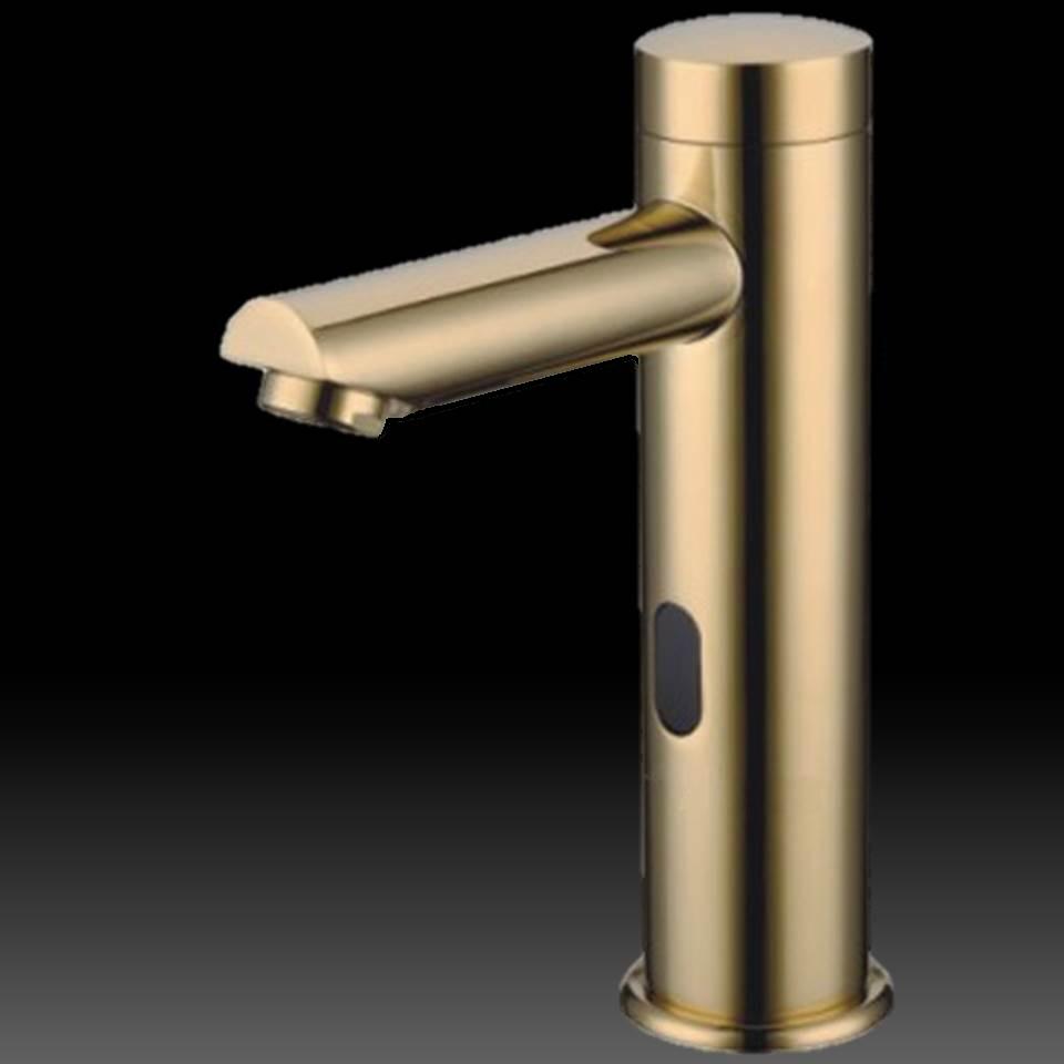 rubinetto-elettronico-dorato