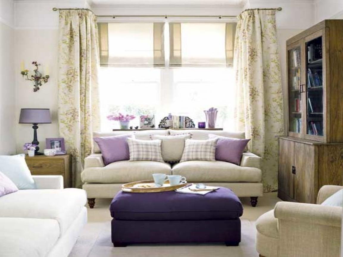 soggiorno-color-lavanda-classico