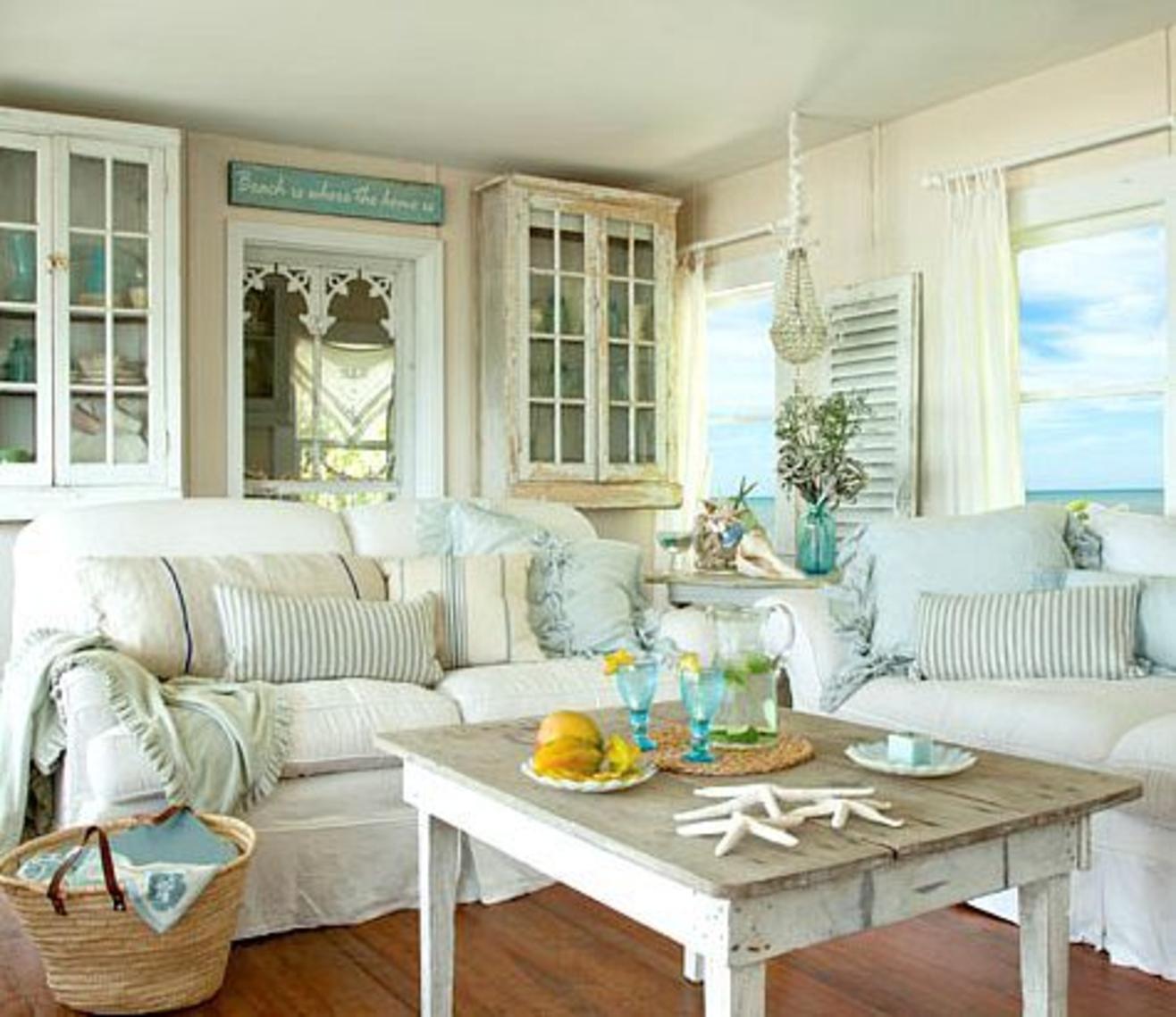 soggiorno-verde-10-idee-di-arredo-7-shabby