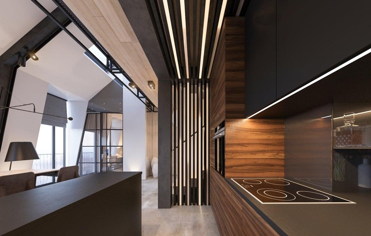 illuminazione-mansarda-led-strisce