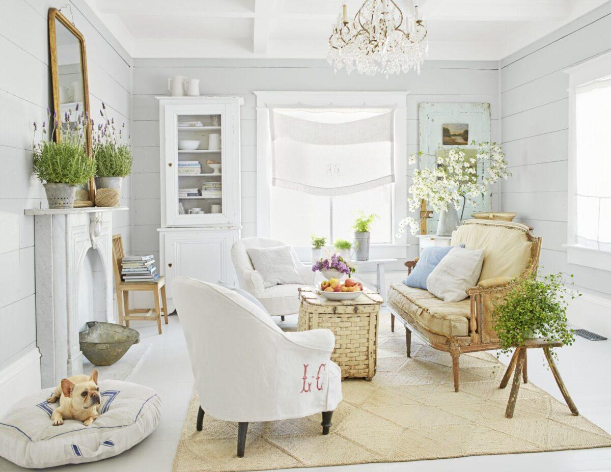 soggiorno-total-white-vintage