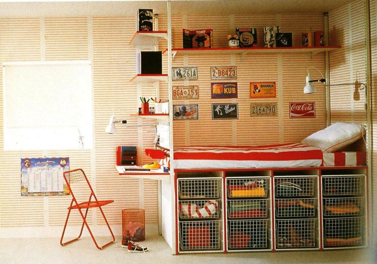 arredare-monolocale-stile-anni-80-1