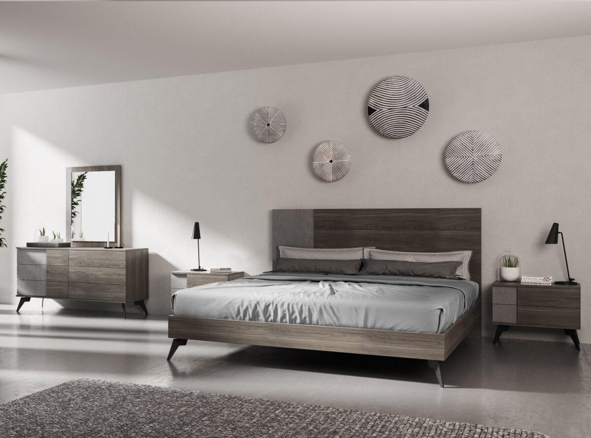 Camera Da Letto Fredda come arredare camera da letto in stile moderno