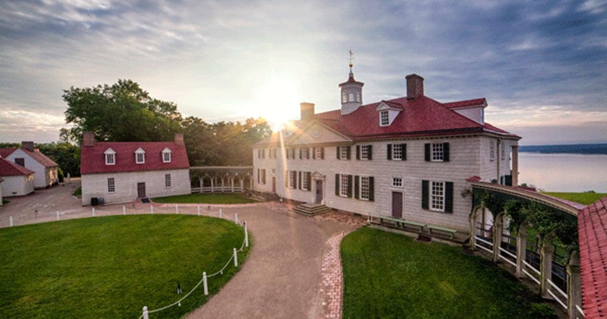 case-antiche-Mount-Vernon
