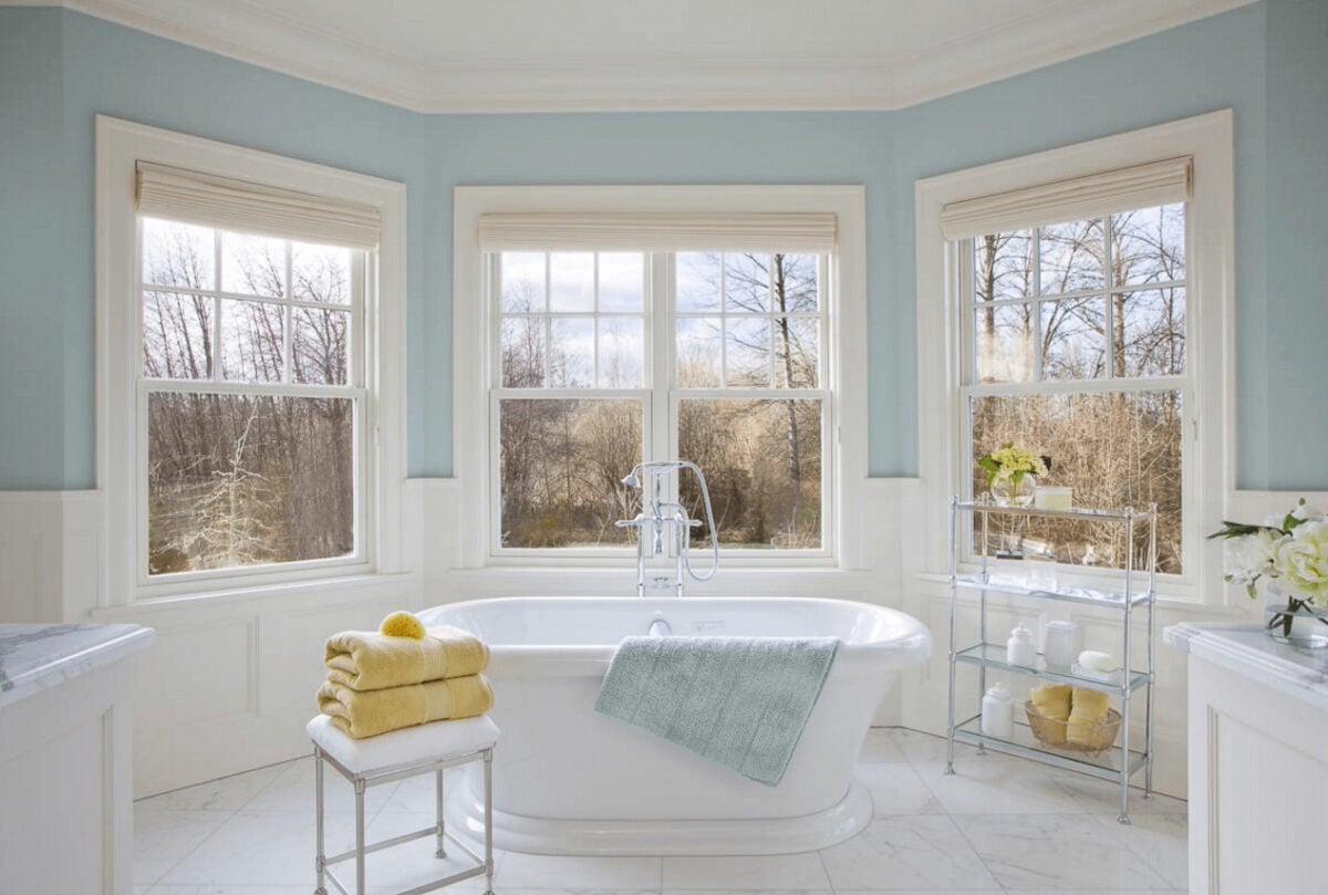 Feng shui colori ideali per il bagno: ritrova la tua energia