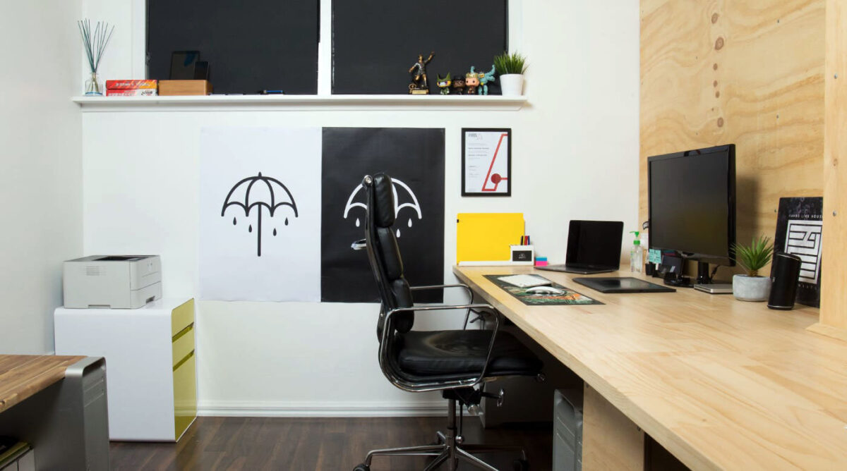 Idee e suggerimenti per realizzare un piccolo ufficio in ...