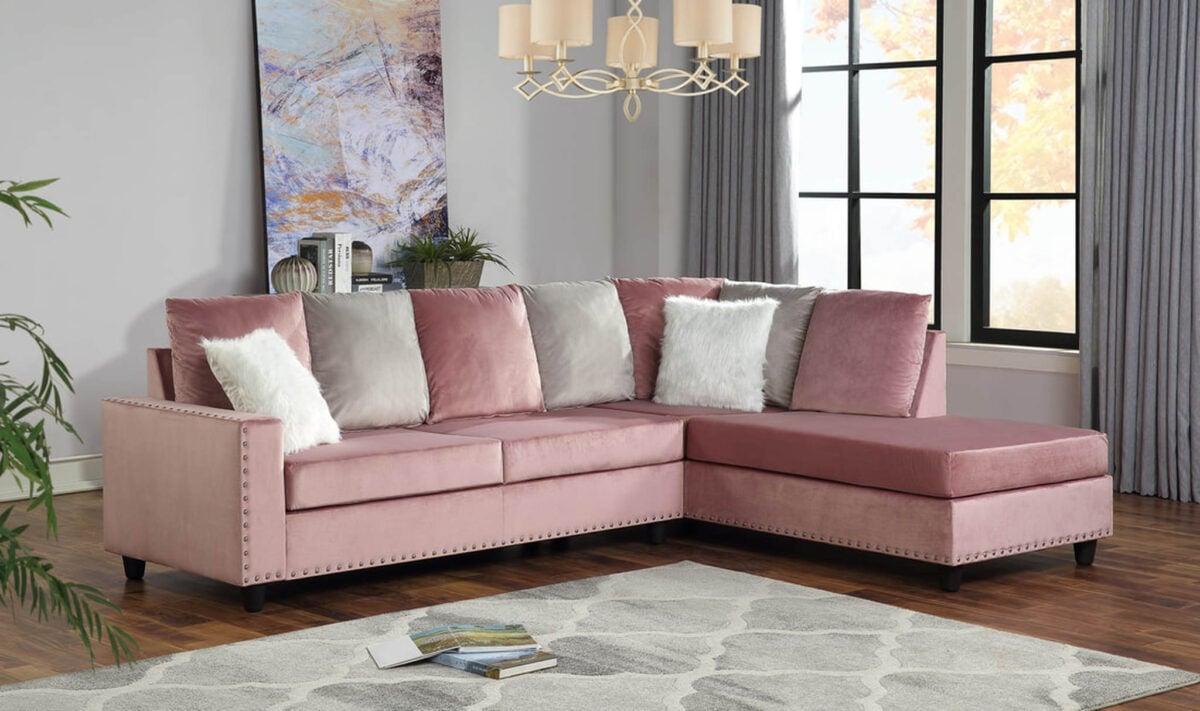 soggiorno-rosa-grigio