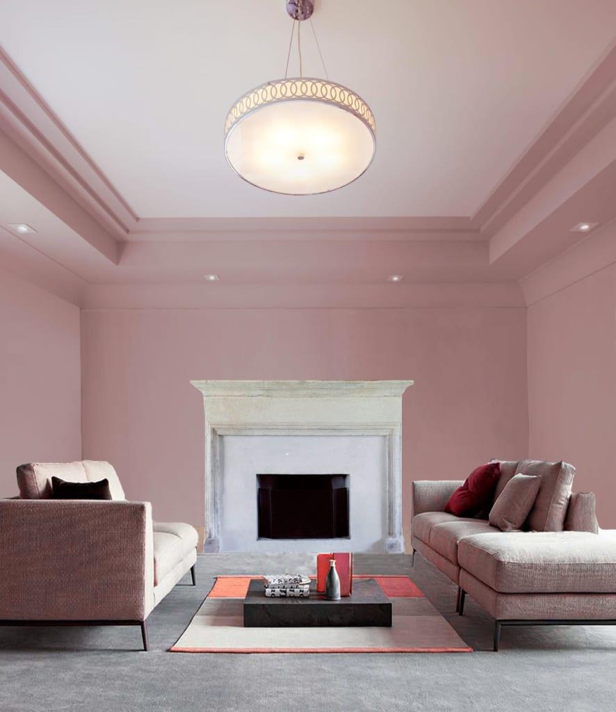 soggiorno-rosa-minimal