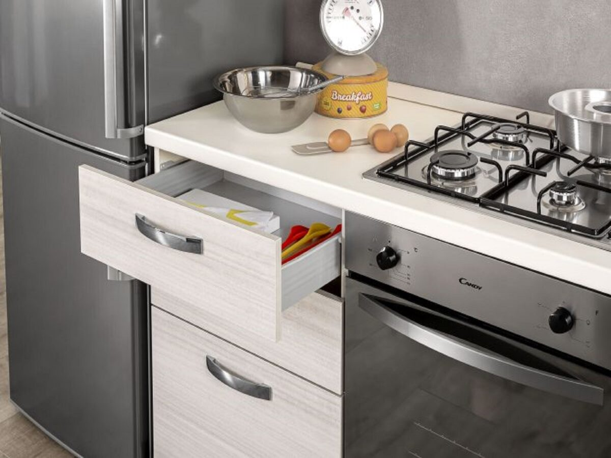 Cucine piccole Mondo Convenienza-8