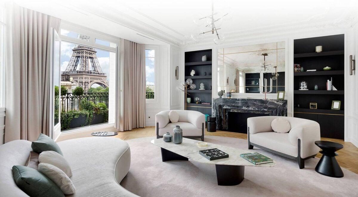 Le 10 case più lussuose di Parigi: il meglio della Ville Lumiére