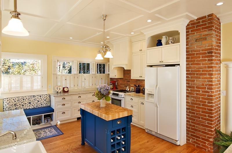 Cucina in muratura: progetto, costo, idee