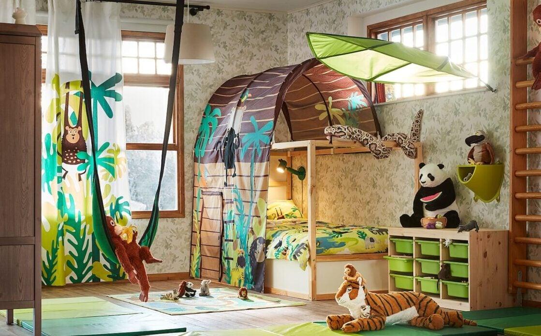 Lettini Ikea: catalogo 2020