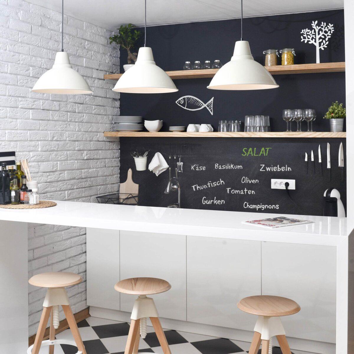 Pitture decorative per la cucina: fate largo alla creatività