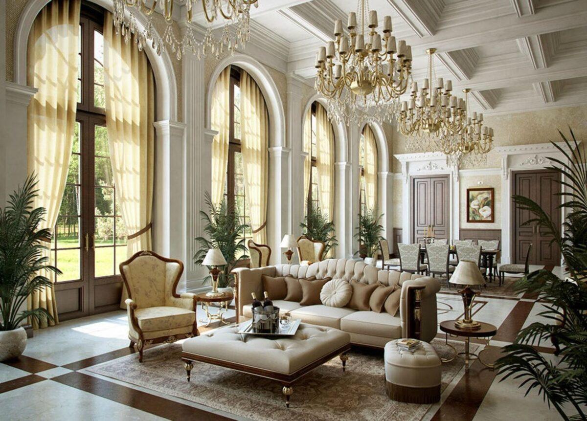10 idee per arredare casa in stile classico
